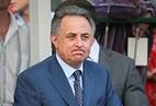 Russian Sports Minister, Vitaly Mutko