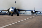 Sukhoi-24M bombers