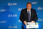 Russian Deputy Prime Minister Dmitry Rogozin