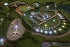 Cтроящийся Международный центр сил специального назначения в Гудермесе