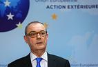 Посол ЕС в США Дэвид О'Салливэн