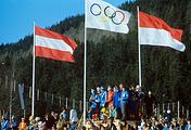 Winter Olympics 1964 in Innsbruck (Austria)