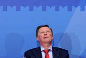 Head of the presidential administration Sergei Ivanov