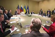 Geneva meeting on Ukraine