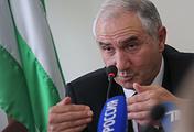 Acting president of Abkhazia Valery Bganba