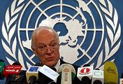 Newly appointed UN Special Envoy for Syria, Staffan de Mistura