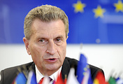 Spokesperson for EU Energy Commissioner Guenther Oettinger