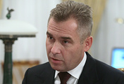 Russian children's rights commissioner Pavel Astakhov