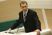 Russian First Vice-Premier Igor Shuvalov