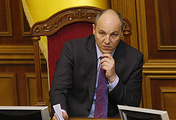 Deputy speaker of the Verkhovna Rada Andriy Parubiy