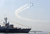 Baltic Fleet's Soobrazitelny advanced corvette
