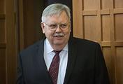 US Ambassador to Russia John Tefft