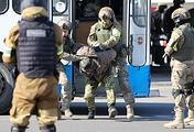 Anti-terror drills