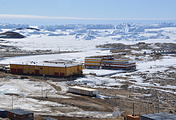 Russian Antarctic polar research station