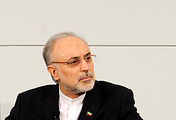 Iranian Atomic Energy Organization head Ali Akbar Salehi