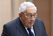 Former US Secretary of State Henry Kissinger