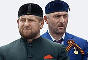 Ramzan Kadyrov and Adam Delimkhanov