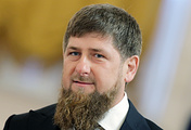 Ramzan Kadyrov, acting head of the Chechen Republic