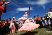 Celebrations of Hidirellez, the Crimean Tatar holiday of spring
