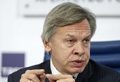 Alexey Pushkov, chairman of the Russian State Duma's International Affairs Committee