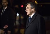 French foreign minister Francois Fillon