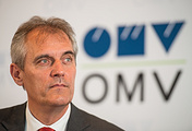 CEO of Austrian OMV Rainer Seele