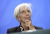 Managing Director of the IMF Christine Lagarde