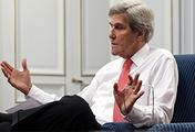Former US Secretary of State John Kerry