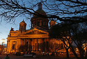 St. Isaac's Cathedral in Saint Petersburg
