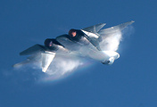 Su-57 fifth-generation fighter jet