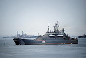 Amphibious ship Admiral Nevelskoy