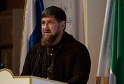 Head of Chechnya Ramzan Kadyrov