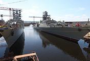 Gepard-3.9 guard ships