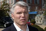Russia's Sport Minister Pavel Kolobkov