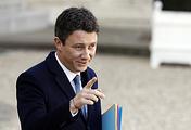 French Government Spokesman Benjamin Griveaux