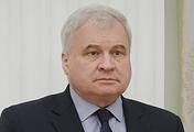Russian Ambassador to China Andrei Denisov