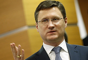 Energy Minister Alexander Novak