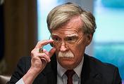 US President Donald Trump's National Security Advisor John Bolton