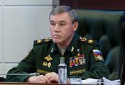 Russian Chief of General Staff Valery Gerasimov