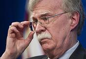 US presidential national security adviser John Bolton