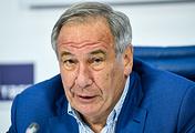 President of the Russian Tennis Federation Shamil Tarpishchev