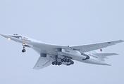 Tupolev-160M bomber