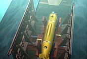 Russia's unmanned underwater vehicle (UUV) Poseidon