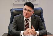 Head of the Russian media watchdog Alexander Zharov