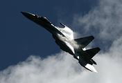 Su-35 fighter jet
