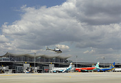 Boryspil International Airport in Kiev