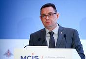 Serbian Minister of Defense Aleksandar Vulin
