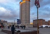 Novyye Cheryomushki metro station