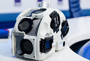 A fragment of the OrganAut 3D bioprinter developed by 3D Bioprinting Solutions for use in microgravity