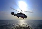 Ka-27PS helicopter